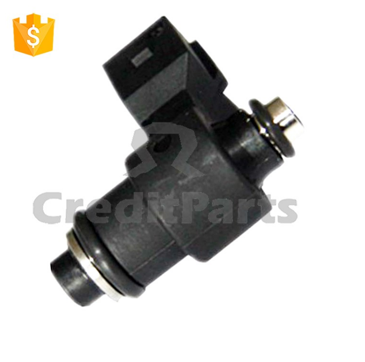 Auto spare parts fuel injector CFI-020M for Motorcycle with 125CC 80g/min 2 holes