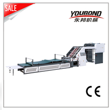 automatic flute servo type laminator laminating machine