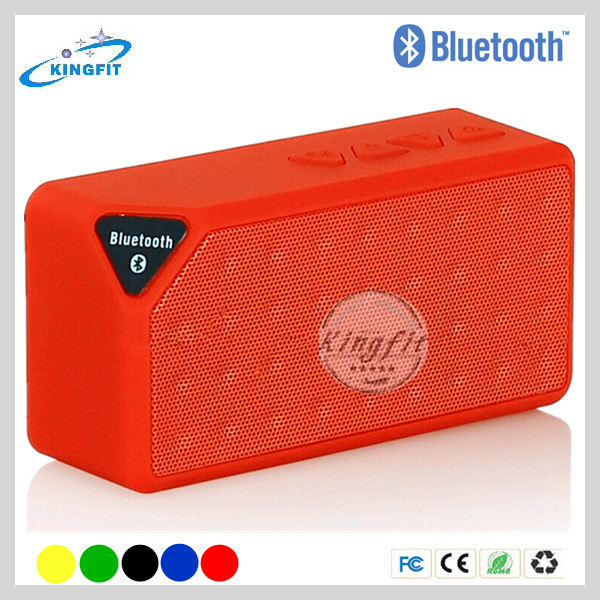 Top sale professional portable fm radio bluetooth mini digital speaker wireless sound box for phones
