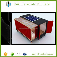 Modern duplex easy assemble container house for construction site