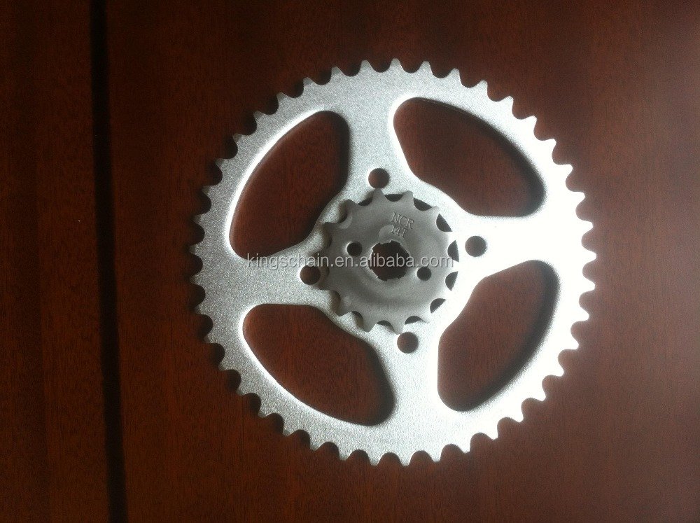High Performance CD70 motorcycle chain and sprocket Motorcycle Parts