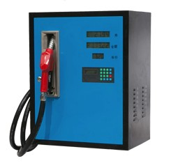 1900mm 220V 1 nozzle fuel dispenser pump