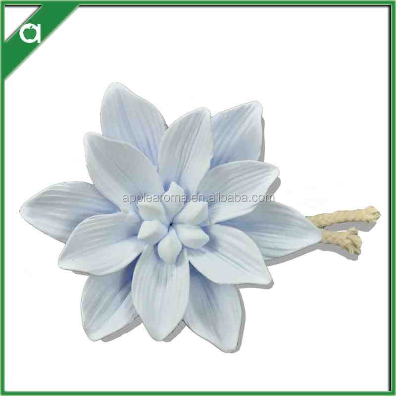 Clay Flower/ Ceramic Flower/ Plaster Flower for Fragrance Diffuser