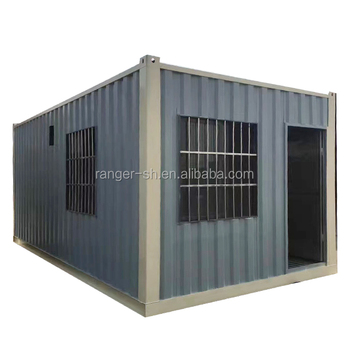 Modular low cost luxury prefab container houses/homes