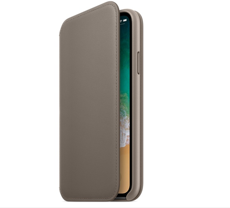 Perfect Fit Case For IPhone X Leather Book Folio Case