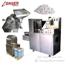 Full Automatic Cubic Lump Forming Coffee Candy Making Cube Sugar Machine Production Line of Sugar Cubes