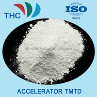 THC High Quality Rubber Chemical TMTD TT For Cable and Rubber
