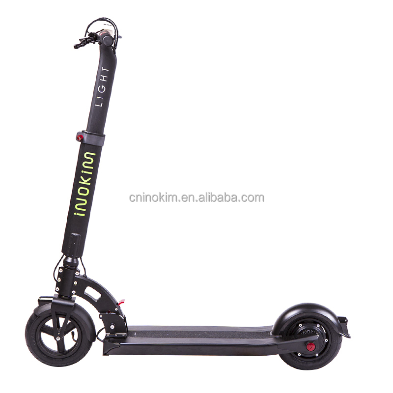 INOKIM CE approval Foldable stand up electric kick scooter for adult