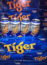 New Brand High-Quality Tiger Beer 330ml FMCG products