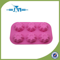 Small bowknot Fondant Mold Silicone Sugar mold Craft Molds DIY gumpaste flowers Cake Decorating