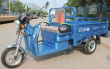 farm using electric cargo tricycle / durable China cargo tricycle