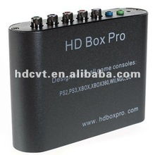 Professional YPBR to VGA converter Adapter (Upscaler)