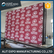 factory hot sales straight trade show booth with high performance