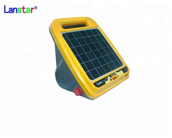 New hot-selling poultry security electric fence solar energizer