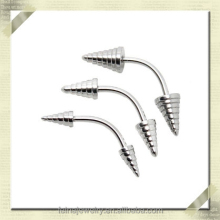 trangle heard piercing eyebrow piercing jewelry eyebrow jewelry slave piercing jewelry (WYSM-001))