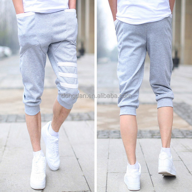 Newest design cargo shorts men half pants amd low price pants and man trousers import from china