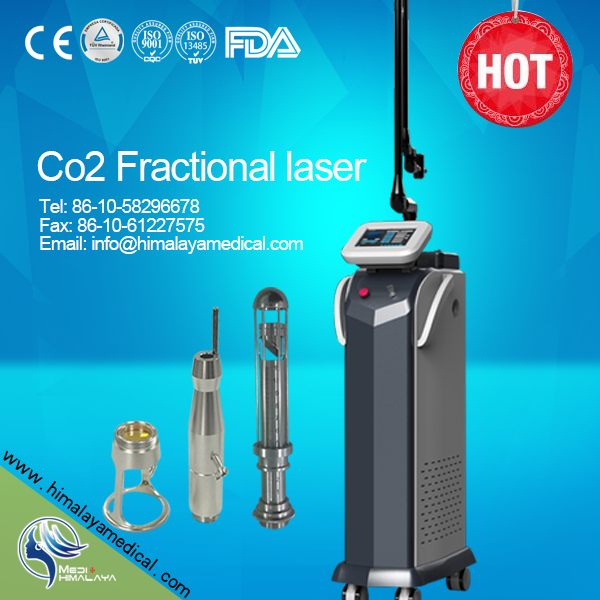 Chinese co2 laser scanner fractional device