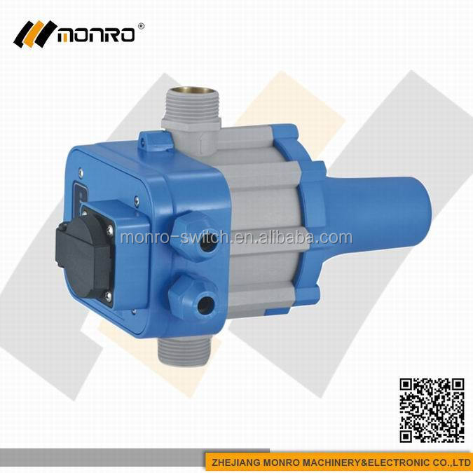 0111 zhejiang monro waterproof click electrial timer pressure switch for water pump EPC-1.1