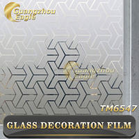 Guangzhou Durable New Design Glass Frosted Glitter Window Switchable Privacy Glass Film