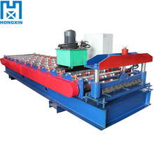 Trapezoid Sheet Forming Machinery Corrugated Sheet Roll Former Color Steel Roofing Machine Metal Roof Forming Machine