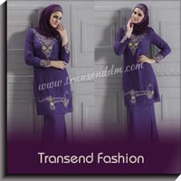 Transend fashion indian fancy kurti tops