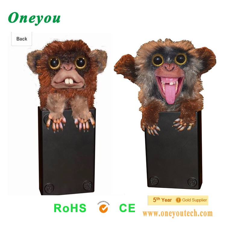 In stock good quality original Pet pranksters monkey toys