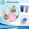 Food grade liquid silicone impression material putty soft to make crafts moulds,rtv silicone putty