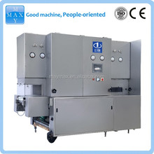 Bottle sterilizer and dryer for pharmaceuticals