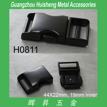 Backpack or Bag Used Zinc Alloy 20mm Metal Side Release Buckle