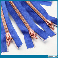Manufacturer supply yiwu garment accessories market nylon zipper
