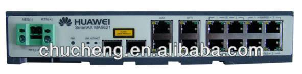 Huawei MDU SmartX MA5621,4 GE(electrical) + 4 serialport(RS232/RS485), Support GPON/EPON/GE uplink ports,huawei onu