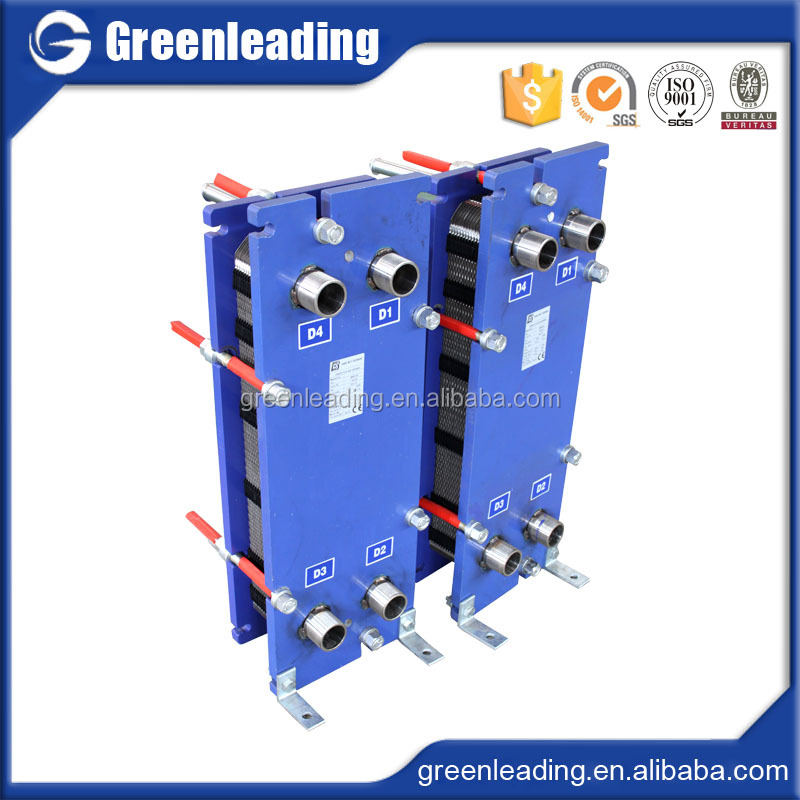 Gasket Plate heat exchanger, condenser