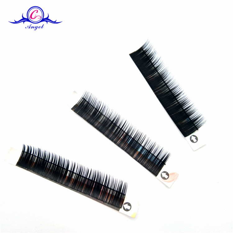 Alibaba Best Seller Wholesale Durable Eyelash Extension with Own Logo