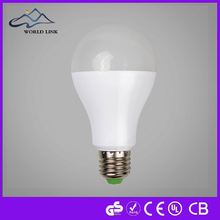 led lamps cool white led bulb 7w equal to 14w cfl 60w incandescent