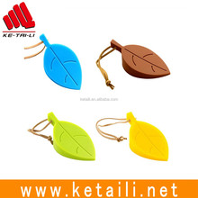 Hot selling Factory Direct Price Promotional Creative Colorful leaf/banana/animal cute shape silicone door stopper