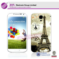 factory price pc mobile phone back cover for samsung S4 i9500 protector caso