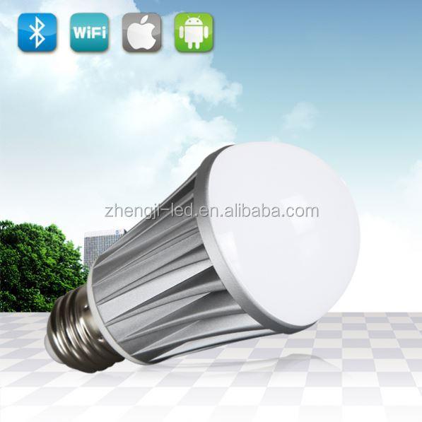 830nm Led! Wifi Circular Fluorescent Light Bulbs