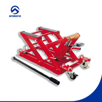Air Hydraulic Professional Motorcycle Lift Jack