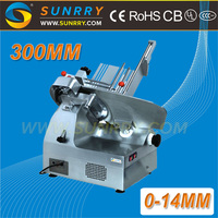 Full-automatic Meat Slicer/Frozen Meat Slicerbade diameter 300mm with Italy belt and blade(SY-MS300FA SUNRRY)