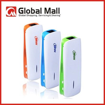 A1 1800mAh Power Bank 3G WiFi Router