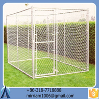 Pet Products Cheap and high quality welded/Chain Link Dog Kennels/ pet cages