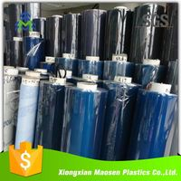 Quickly Deliver Uv Resistant Super Clear Pvc Film Clear Plastic Stretch Film