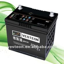 car starting lead acid battery NS40