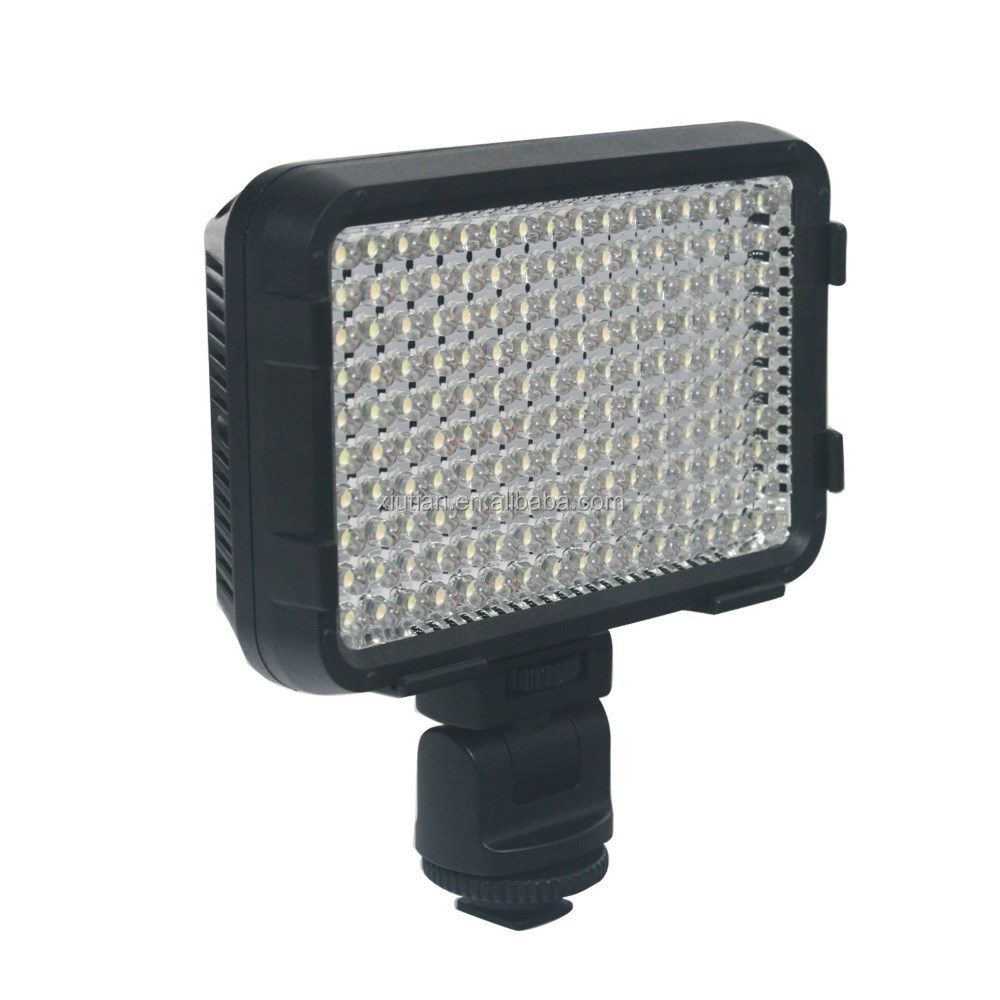 High quality led lighting for photography XT-160 CAMERA LIGHT for DV Camera Video Camcorder replace of CN-160