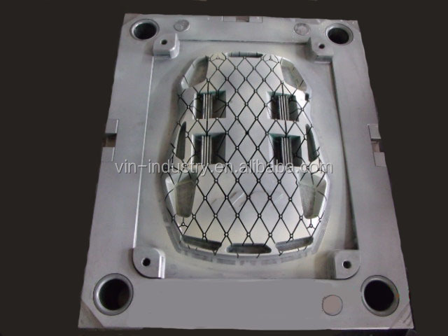 Plastic Molds CNC Maker cheap diy plastic Export Injection Molding for the outdoor parts