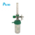 Medical Oxygen Flowmeter 0-15LPM or 0-10LPM For Bed Head Unit