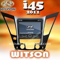 WITSON hyundai sonata dashboard with touch screen