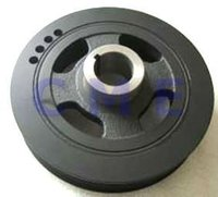 Crankshaft pulley used on TOYOTA COROLLA Verso 1.8 VVT-i 2002-