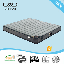 2017 New Designs High Quality Modern 5-Zone Pocket Coil Spring Hotel Bed Mattress