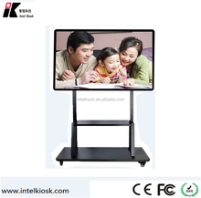 interactive whiteboard teaching board Intelkiosk Player 42 inch LCD/LED IR touch